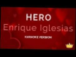 Enrique Iglesias - Hero Karaoke Version